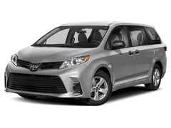 New Vehicle 2020 Toyota Sienna SE 8 Passenger Van For Sale in Coon Rapids, MN