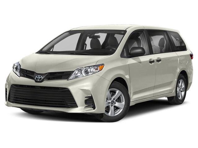 2020 Toyota Sienna Van Passenger Van