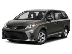 new 2020 Toyota Sienna Van for sale in Marietta OH