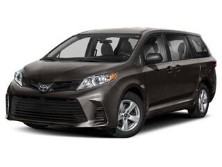 New 2020 Toyota Sienna Limited 7 Passenger Van