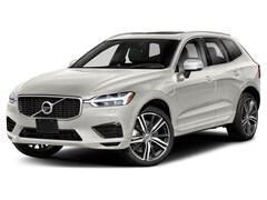 New 2020 Volvo XC60 Hybrid T8 R-Design SUV for sale in Somerville, NJ at Bridgewater Volvo