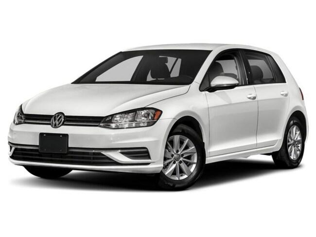 2020 Volkswagen Golf TSI Hatchback
