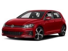 2020 Volkswagen Golf GTI 2.0T S Manual Hatchback