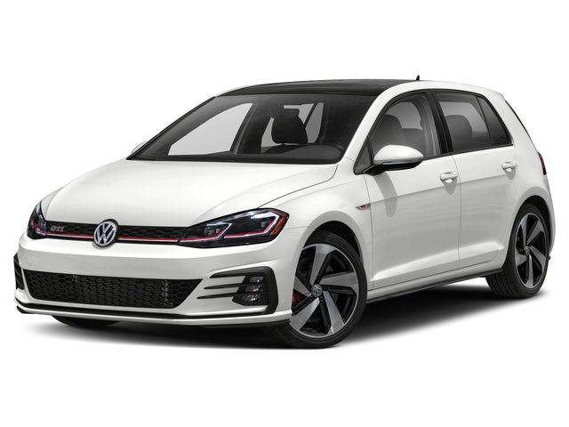 2020 Volkswagen Golf GTI Hatchback