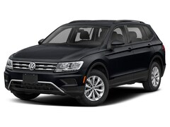 New 2020 Volkswagen Tiguan 2.0T S SUV For Sale in Silver Spring, MD