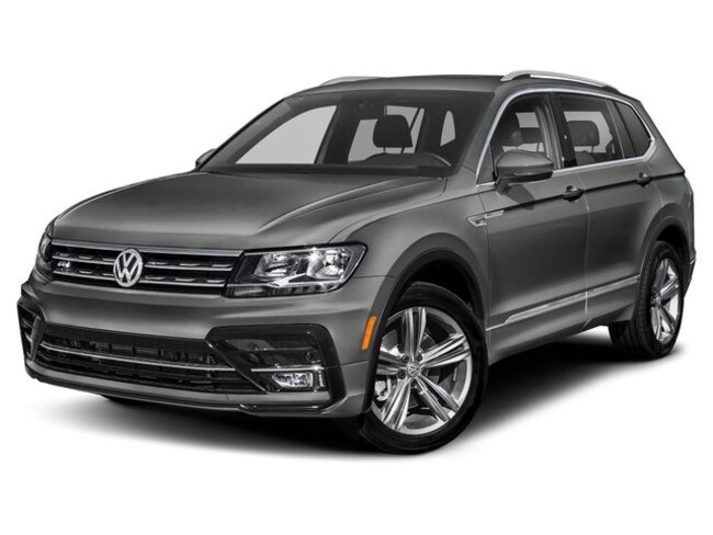 2020 Volkswagen Tiguan 2.0T SE R-Line Black SUV 3VV3B7AX9LM056601