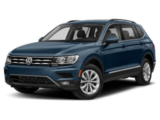 New 2020 Volkswagen Tiguan 2.0T SE 4motion SUV in Grand Rapids, MI
