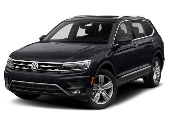 2020 Volkswagen Tiguan SEL SUV