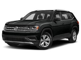 New 2020 Volkswagen Atlas S SUV in Dayton, OH