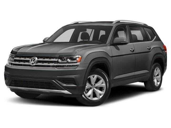 2020 Volkswagen Atlas 2.0T SE w/Technology SUV 1V2WP2CA1LC500241