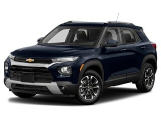 2021 Chevrolet Trailblazer AWD 4dr LT Sport Utility