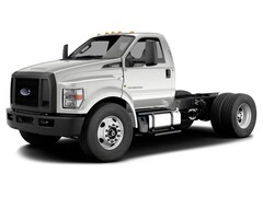 Medium Duty Commercial 2021 Ford F-650 Diesel Base Chassis Cab 1FDNF6DE9MDF01895 for sale near you in Jasper, IN