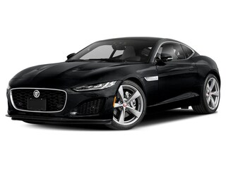 New 2021 Jaguar F-TYPE Coupe Coupe in Thousand Oaks, CA