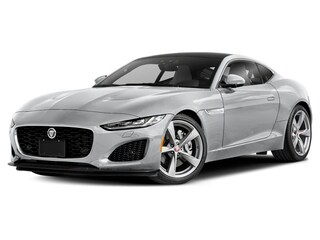 New 2021 Jaguar F-TYPE Coupe Coupe