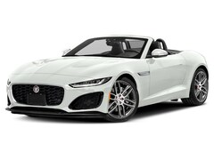 New 2021 Jaguar F-TYPE Convertible Convertible in Madison, NJ