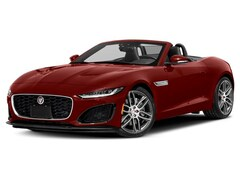 New 2021 Jaguar F-TYPE P300 Convertible SAJDD5GXXMCK70154 for Sale in Cherry Hill