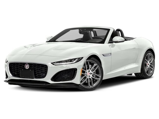 New 2021 Jaguar F-TYPE For Sale at Jaguar Cape Fear | VIN ...