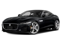 New 2021 Jaguar F-TYPE R-Dynamic Coupe in Houston