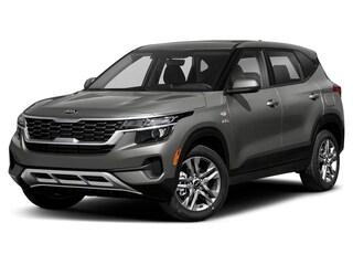 New 2021 Kia Seltos LX SUV for sale in Yorkville near Syracuse, NY