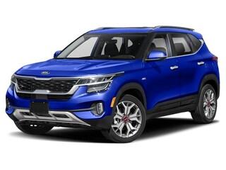New 2021 Kia Seltos SX SUV Stockton, CA