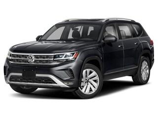 New 2021 Volkswagen Atlas 3.6L V6 SEL 4MOTION SUV for sale in Lebanon, NH at Miller Volkswagen
