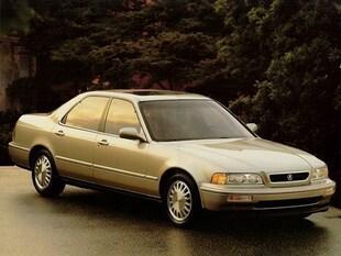 1992 Acura Vigor LS (A4) (STD is Estimated) Sedan