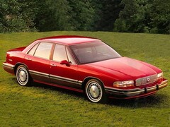1992 Buick LeSabre Limited (STD is Estimated) Sedan