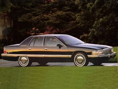 Bargain Used 1992 Buick Roadmaster Ltd Under $10,000 for Sale in Asheboro, NC