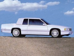 Used 1992 CADILLAC DEVILLE Base Coupe San Angelo, TX
