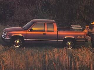 1992 Chevrolet K1500 Base