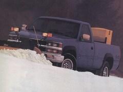 1992 Chevrolet C/K 2500 HD Reg Cab 131.5 WB 4WD C6P