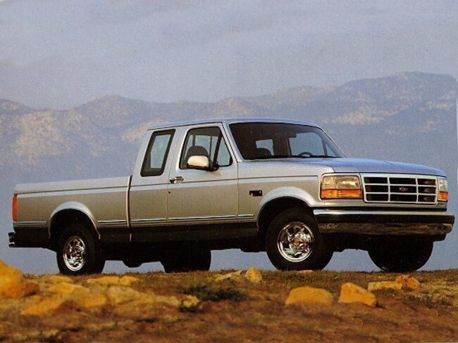 1992 Ford F-150 XLT Extended Cab Truck