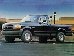 1992 Ford F-150 Custom Truck Regular Cab