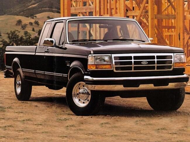 1992 Ford F-250 Custom Truck