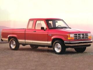 1992 Ford Ranger Custom Supercab Styleside 125 WB