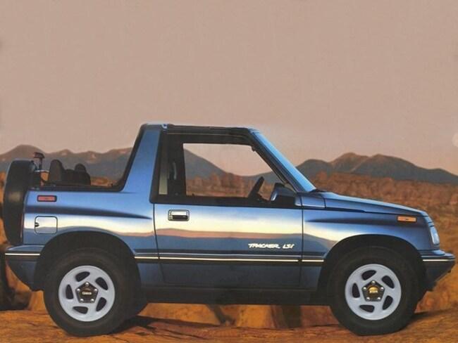 1992 Geo Tracker SUV