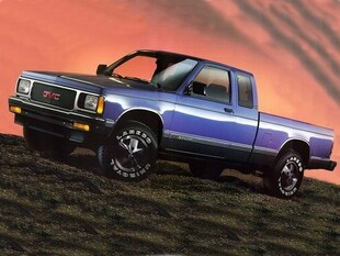 1992 GMC Sonoma Base Wideside Truck Extended Cab