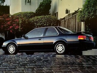 1992 Honda Accord EX Coupe