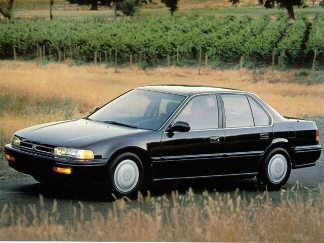 1992 Honda Accord LX Sedan