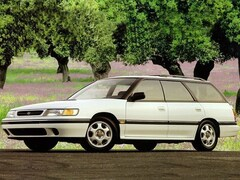1992 Subaru Legacy L Wagon