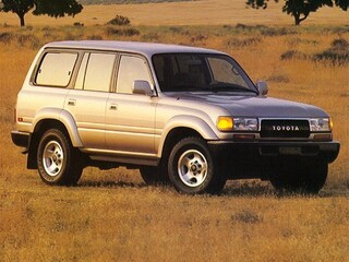 1992 Toyota Land Cruiser Base SUV in Alaska