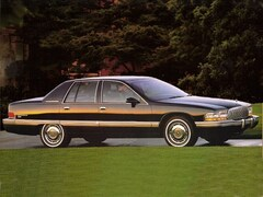 1993 Buick Roadmaster Limited Sedan
