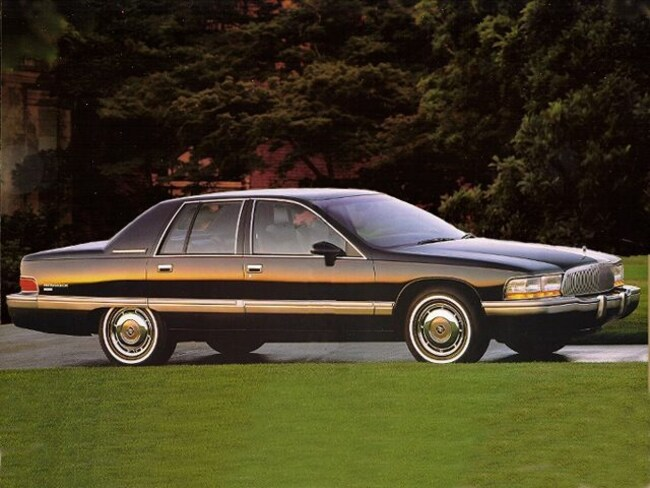 1993 Buick Roadmaster Limited Sedan for sale in Sanford, NC at US 1 Chrysler Dodge Jeep