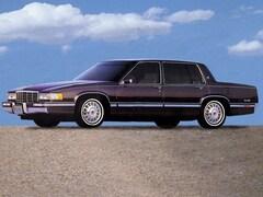 1993 Cadillac Deville Base Sedan