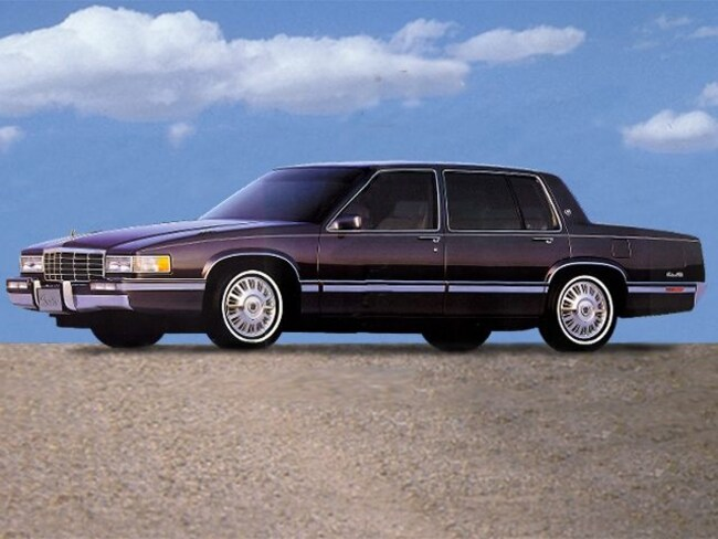 Used 1993 CADILLAC DEVILLE For Sale | AZ