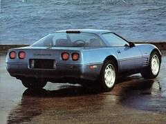 Used 1993 Chevrolet Corvette Base Coupe Dacono