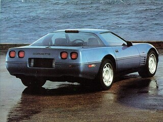 1993 Chevrolet Corvette Base Coupe