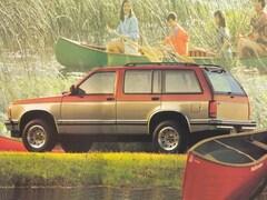 Used 1993 Chevrolet S10 Blazer LT SUV Helena, MT