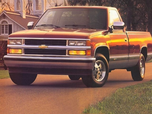 Used 1993 Chevrolet C1500 Truck Regular Cab For Sale Near Charlotte
