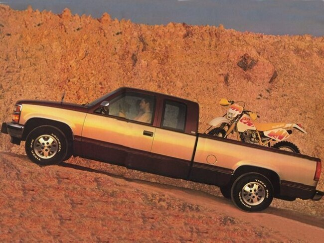 1993 Chevrolet C1500 Truck Extended Cab